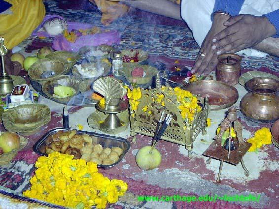 vier lebensstadien hinduismus